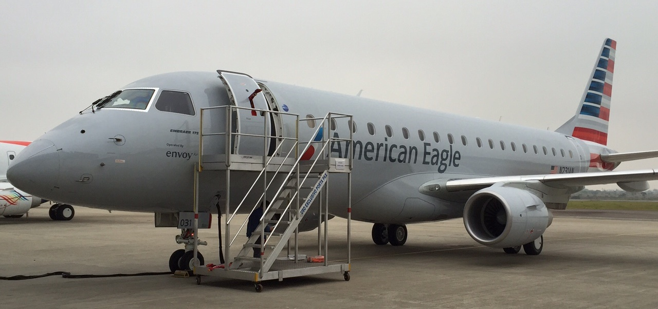 E175 Update New Plane Arrives As New Records Are Set