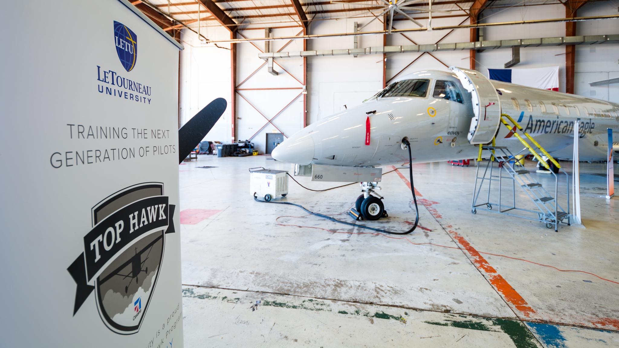 Letourneau University Fall 2016 Career Fair Envoy Air