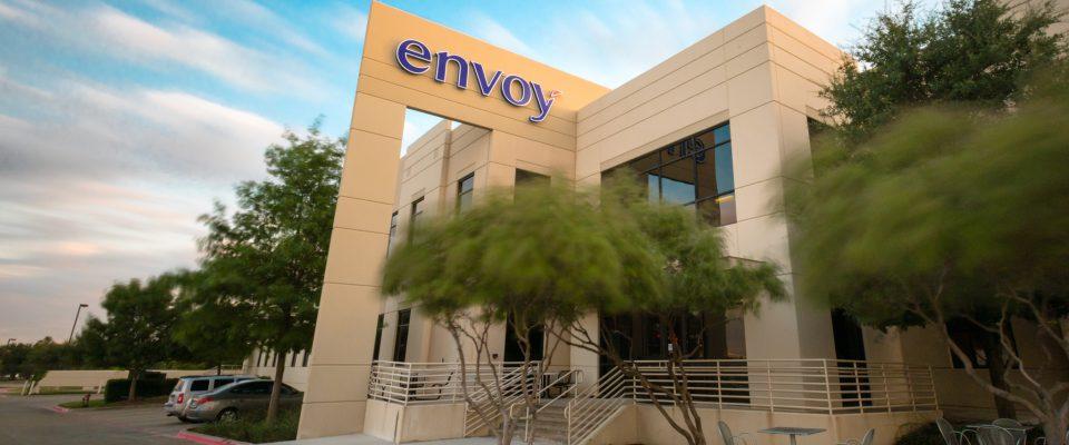 envoy air corporate office