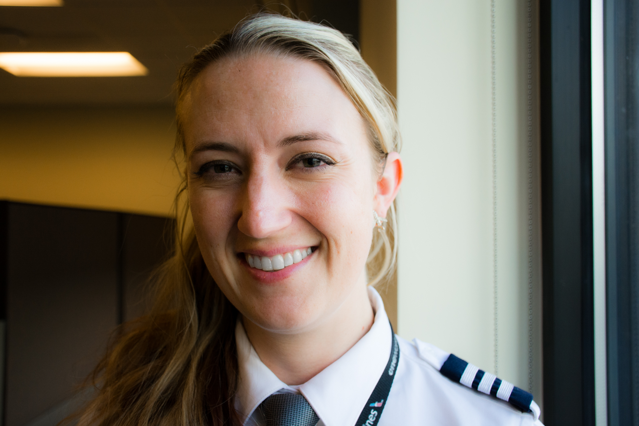Women With Wings First Officer Jessica Hines Envoy Air