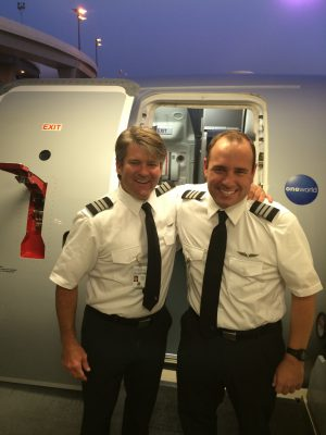 My Envoy Story: First Officer Craig Wood | Envoy Air