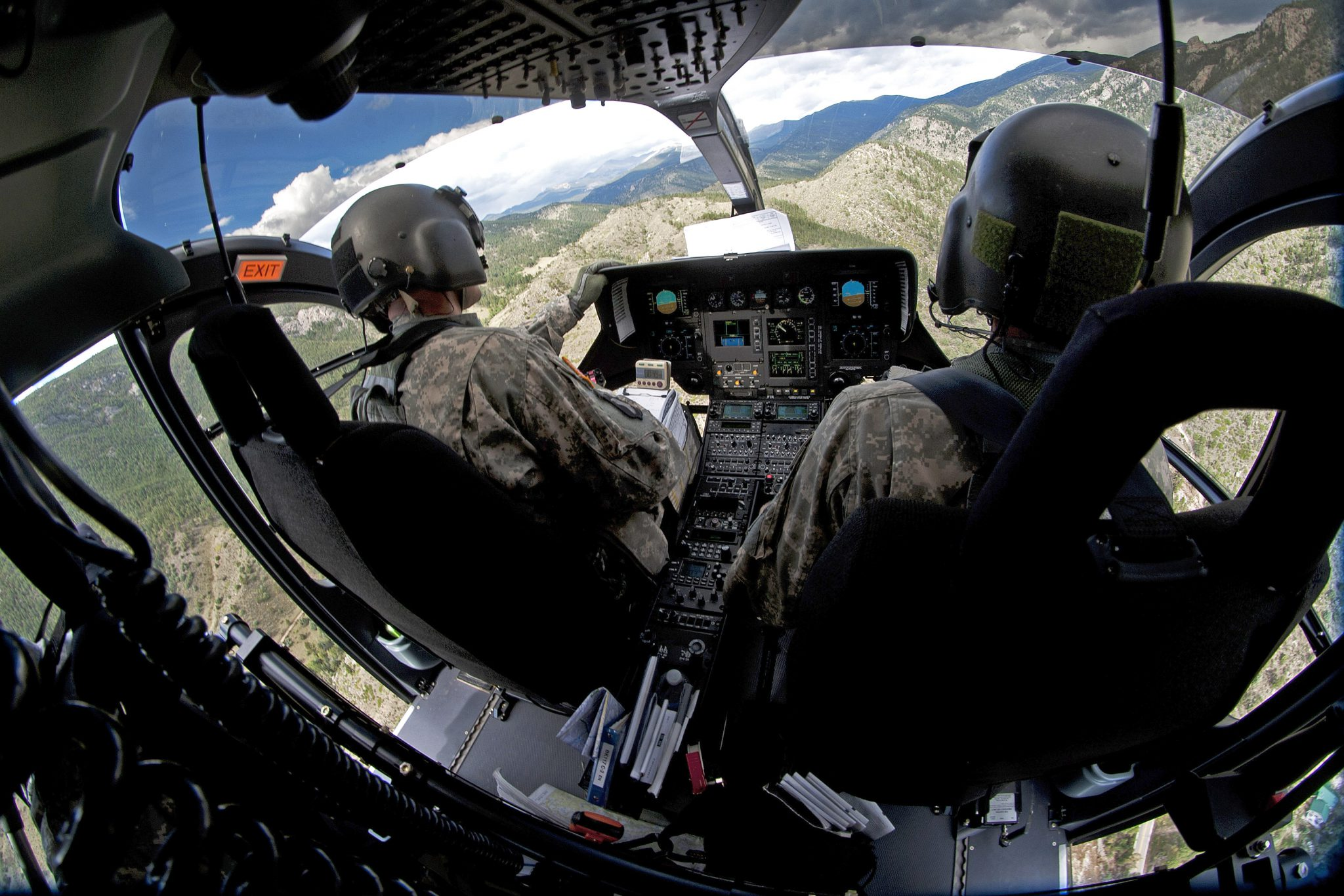 Calling Military Helicopter Pilots Join The Envoy Rotor Transition