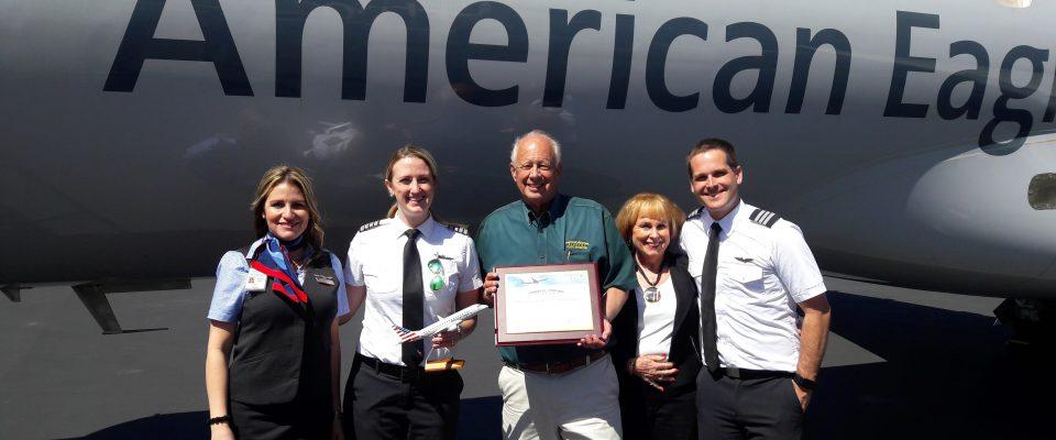 Pinnacle Aviation Cadet Signing