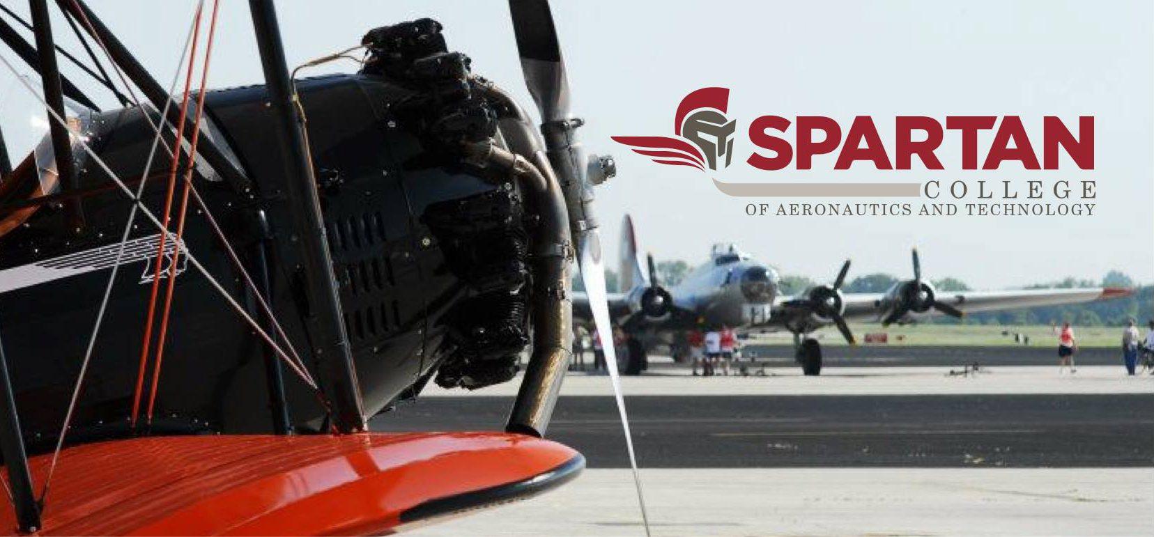 spartan college of aeronautics and technology spring