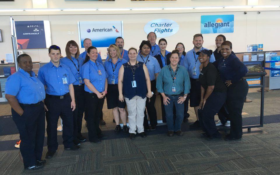 Envoy team in Medford