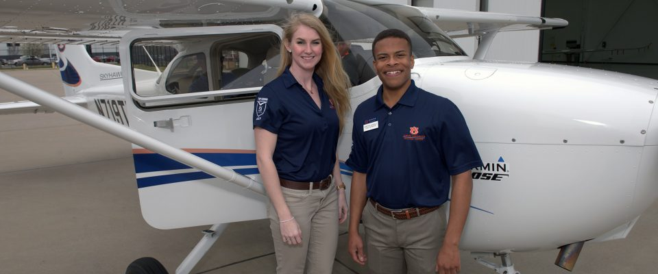 Auburn Students Cessna Factory