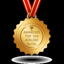 top 100 blog award