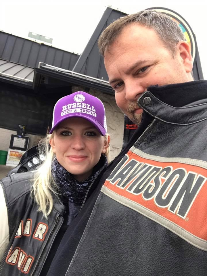 Terry And Nicole Harley-min