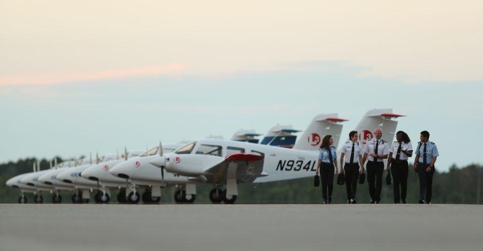 l3-be a pilot