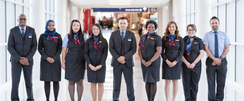 Envoy agents in the DFW terminal